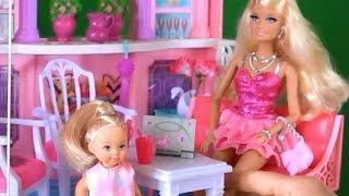 getlinkyoutube.com-Игрушки Барби Жизнь в доме мечты все серии подряд сезон 10 (21 серия)  + серии с Малефисентой