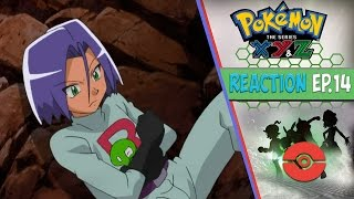 getlinkyoutube.com-Pokemon XYZ Anime Reaction Ep.14 - Team Rocket Vs. Team Flare!
