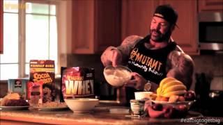 getlinkyoutube.com-Bodybuilder's Eating Routine by Rich Piana