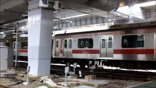 getlinkyoutube.com-東横線5155F(クハ5155-サハ5455)元住吉入庫回送