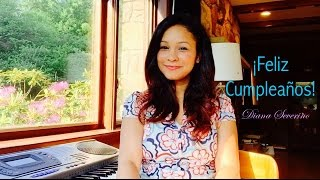 Cumpleaños - Jennifer Lluberes (Cover por Diana Ruth)