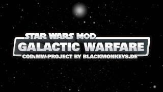 Star Wars Mod Galactic Warfare v1.0 Release Trailer