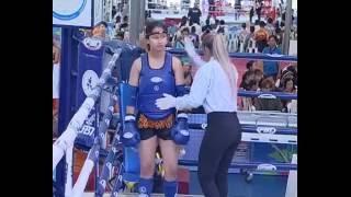 getlinkyoutube.com-IFMA Youth WC 2016 - Nur Amisha Azril vs Phin Pong Ratchada