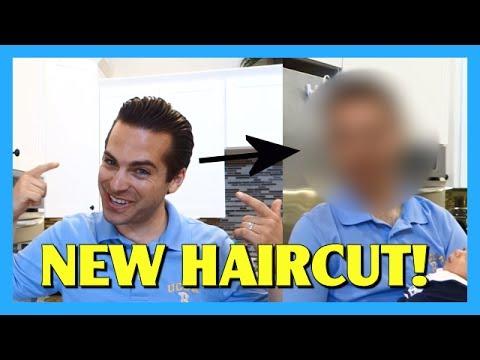 New Haircut!