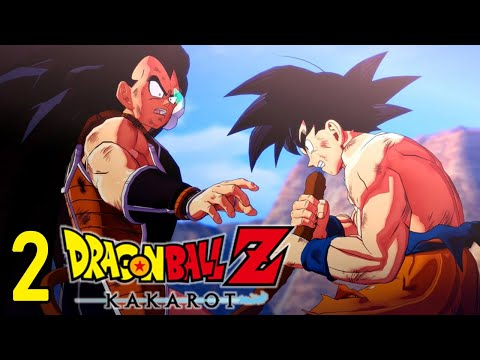 Dragon Ball Z: Kakarot [Walkthrough Gameplay ITA Parte 2]