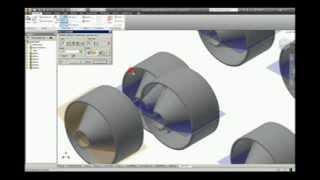 getlinkyoutube.com-Suppressors/Silencers Design: .308W Cones Tutorial (Core-Baffles 5/7)