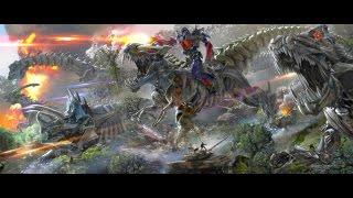 getlinkyoutube.com-Transformers 5 - The Dinobots
