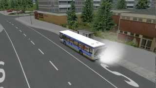 OMSI: Der Omnibussimulator | MAN NL202 | Motor überhitzt