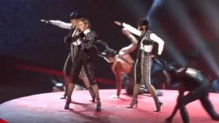 getlinkyoutube.com-Madonna -Living For Love- Rebel Heart Tour - Chicago 09.28.15