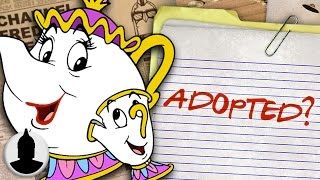 getlinkyoutube.com-Is Chip from Beauty and the Beast an Orphan? - Cartoon Conspiracy (Ep. 130)
