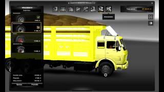 getlinkyoutube.com-Euro Euro Truck Simulator 2 Mercedes 1632 + Interier