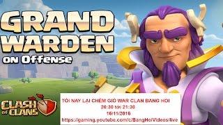 getlinkyoutube.com-[TRỰC TIẾP] WAR CLAN BANG HOI 1 VÀ BANG HOI 2 CÙNG CHIẾN 16/11/2016