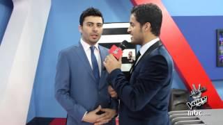 getlinkyoutube.com-#MBCTheVoice - ستار سعد في العرض المباشر الرابع وتحضيرات الحلقة