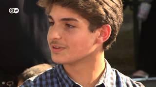 getlinkyoutube.com-طفل سوري لاجئ تفوق على الألمان في اللغة الألمانية
