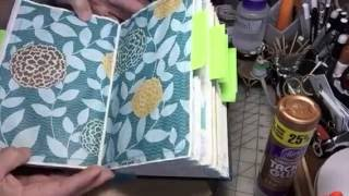 getlinkyoutube.com-Altered Book TUTORIAL