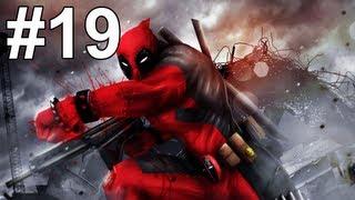 getlinkyoutube.com-Deadpool Gameplay Walkthrough Part 19 No Commentary