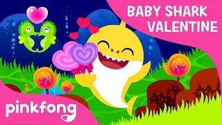 getlinkyoutube.com-Valentine's Day Sharks❤️ | JAW-SOME Valentine | Best Kids Songs | Pinkfong Songs for Children