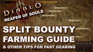getlinkyoutube.com-Diablo 3 Reaper of Souls: Gearing Up Quickly (Get to Torment 1) + Split Bounty Farming Guide