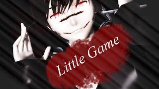 getlinkyoutube.com-【MMD X Creepypasta】Little Game 【Homicidal Liu】