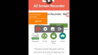 getlinkyoutube.com-How To Record any Android Smartphone Screen Easily