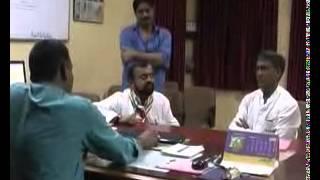 getlinkyoutube.com-Sirohi DM ke sath gundagargi karte MLA sayam Lodha
