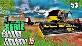getlinkyoutube.com-Farming Simulator 15 Multiplayer - A Bazuca não Funcionou!