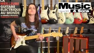 Fender Blues Junior III & FSR Tequila Sunrise Demo