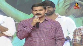 getlinkyoutube.com-Balaga Prakash Speech @ Maa Abbayi Movie Audio Launch || Sree Vishnu || Chitra Shukla