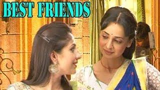 getlinkyoutube.com-Rangrasiya : Laila And Paro Off screen chemistry