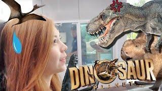getlinkyoutube.com-ไดโนเสาร์บุกกรุงเทพแล้ว หนีเร็ว!! | Dinosaur planet [zbing z.]