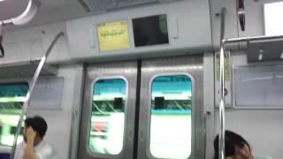 getlinkyoutube.com-코레일 영등포행 구로 - 신도림, 신도림역 영등포행 발차, 신창행 정차