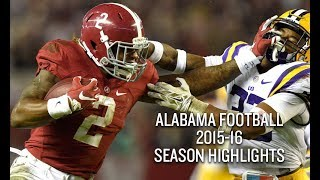 getlinkyoutube.com-Alabama Football 2015-16 Season Highlights - National Champions