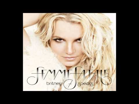 Britney Spears - Seal It With A Kiss (Audio)