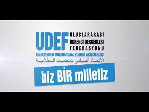 UDEF | Biz Bir Milletiz! Biz Kardeşiz ve Biz Geleceğiz! (2015)