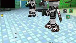 Killathon! [Pixel gun theme song] -Block Force lets play-