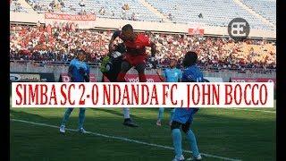 Live: SIMBA SC 2-0 NDANDA FC