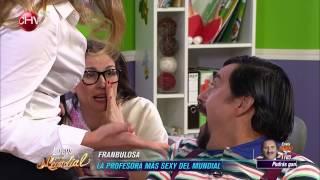 getlinkyoutube.com-Francisca Undurraga - La profesora más sexy del mundial