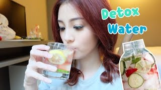 getlinkyoutube.com-สูตรลดความอ้วนง่ายๆ ทำเองได้ที่บ้าน ช่วยเผาผลาญไขมัน และประโยชน์อีกเพียบ กับ Detox Water