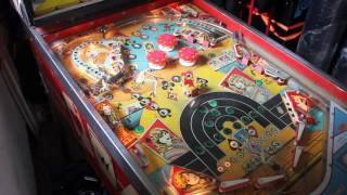 getlinkyoutube.com-1978 Williams POKERINO pinball machine