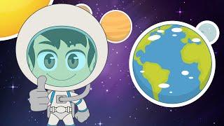 getlinkyoutube.com-Learn Planet Names in Arabic for Kids - تعلم اسماء الكواكب باللغة العربية للأطفال