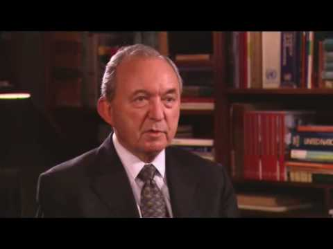 Talk to Jazeera - Judge Richard Goldstone - 22 Oct 09 - Pt 1