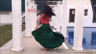 kerala hot girl navel dance