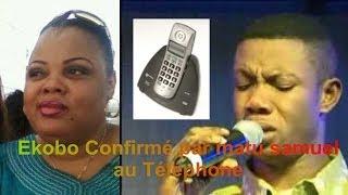 getlinkyoutube.com-Confrontation Téléphonique Matu Samuel récidive avec des mensonges  et sa Femme dit la Vérité.