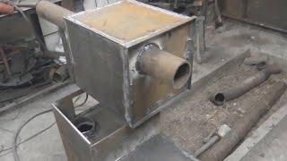 getlinkyoutube.com-печь для бани со съёмным баком, надёжная печь для бани