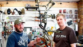 Compound Bow Setup Basics