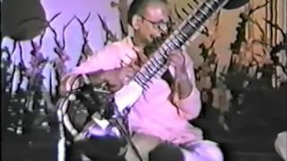 getlinkyoutube.com-Pandit Nikhil Banerjee & Ustad Zakir Hussain  Raag; Shyam Kedar, Pilu