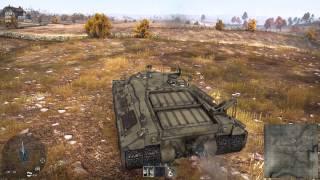 getlinkyoutube.com-War Thunder - User Mission! No Reload Time Super Anti Tank Toys!