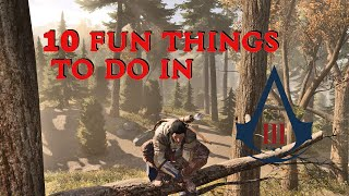 getlinkyoutube.com-10 fun things to do in Assassins Creed 3