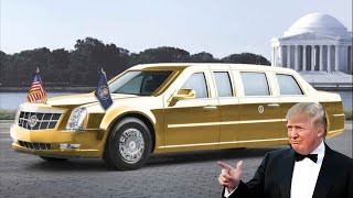 Unbelievable SECRET Facts about the Presidential Limo!