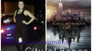 getlinkyoutube.com-Get Ready With Me: The Mortal Instruments: City of Bones Movie- Isabelle Lightwood